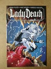 LADY DEATH #6 FIRST PRINT BOUNDLESS COMICS (2011)