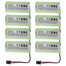8pcs 2.4v 900mAh Home Phone Battery for Uniden BT-1021 BT-1025 BT-1008S BT-1008