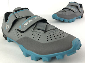 Pearl Izumi X-Alp Divide All Road v4 Cycling Shoes Women's 9 EUR 41 Smoked Pearl
