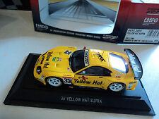 Ebbro 1/43 Toyota Supra #35 JGTC 2004 Yellow Hat 598