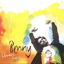 Benny Ibarra, Benny - Llueve Luz [New CD] Manufactured On Demand