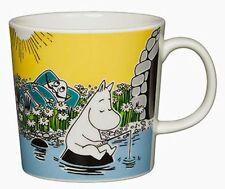 Moomin Mug Summer 2015 Moment On The Shore Muumi Fishing Iittala Arabia Finland