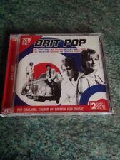 Brit Pop 2CD Set (Tom Jones Rod Stewart and More)