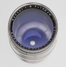 Carl Zeiss Jena 13.5cm f4 Sonnar T* Leica SM  #2913304