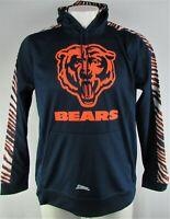 Chicago Bears NFL Zubaz Men's Hoodie