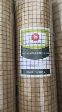 PVC COVERED WELDED MESH FENCING 150cm TALL 25m ROLL