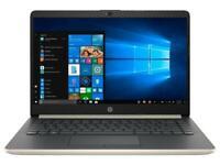 "HP 14-CF0006DX 14"" HD Intel i3-7100U 4GB 128GB SSDHD Windows 10 Home in S-Mode"