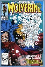 Wolverine #19 1989 John Byrne [Acts of Vengeance] Marvel -v