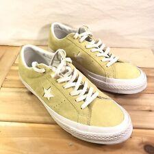 Zapatos de gamuza Converse Amarillo para hombres   eBay
