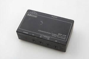 Icom Ci-V Nivel Convertidor CT-17 Comunicación Interfaz #6