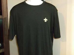 New Orleans Saints Majestic Evolution Cool Base Shirt Men's Medium nwt Free Ship