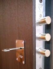 Deadbolt Door Lock bump/pick/drill Proof High security Mortise Wood Metal Doors