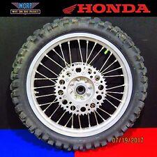 2006 CRF250 CRF450 Rear Back Wheel Hub Spoke Tire Rim 05-12 42635-KRN-710