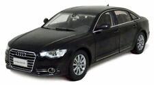 AUDI A6 L 2012-Negro 1/18 Paudi Diecast Coche Modelo de Calidad 1/18 S