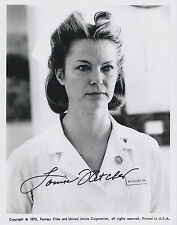 Louise Fletcher HAND SIGNED 10x8 Photo Autograph One Flew Over The Cookoo's N C