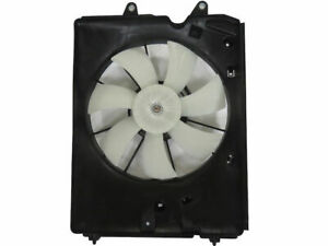 For 2007-2013 Acura MDX Auxiliary Fan Assembly Left TYC 18752KR 2008 2009 2010