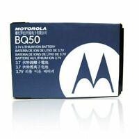 New OEM Motorola BQ50 Battery V465 W175 W230a W375 W376 em28 em330 W233