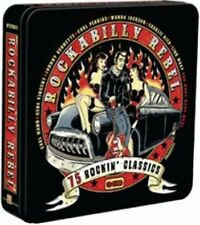 The Rockabilly Rebel 75 Original Rockin' Classics Various Artists Audio CD