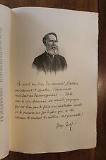 Georges Picot Figures Contemporaines Mariani Biographie 1904 1/150 ex.