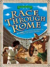 History Quest Adventure RACE THROUGH ROME by TIMOTHY KNAPMAN ~ Be a hero!