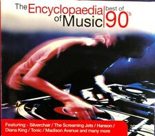 Various Artists: The Encyclopaedia Of Music - Best Of 90's 3CD Box Set