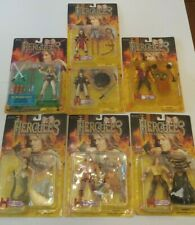 Hercules - The Legendary Journeys Lot Of 7 Action figures New 1996 Xena