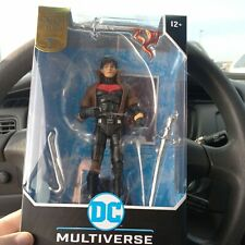 """DC Multiverse *Gold Label* DC NEW 52: RED HOOD UNMASKED 7"""" Action Figure!"""