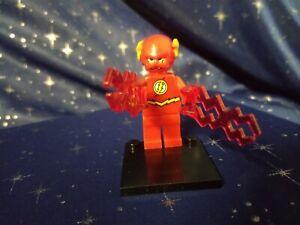 MARVEL Superhelden MINIFIGUR BAUSTEINE Flash