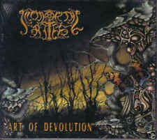 Art of Devolution IMMORTAL RITES CD ( MELODIC DEATH METAL)