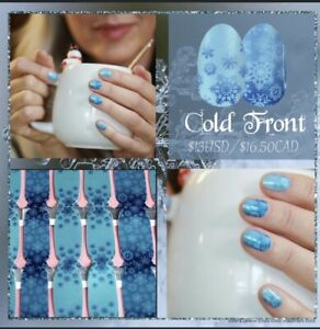 HOLIDAY 2021~SNOW WHAT FUN~COLOR STREET~Cold Front