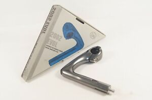 3T 2002 Evol Quill Stem w/ Gray Finish (25.8/26.0 mm clamp x 110mm) Nice!
