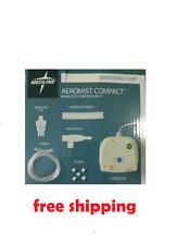 New Compact Portable Nebulizer compressor Aeromist Inhaler With Kit