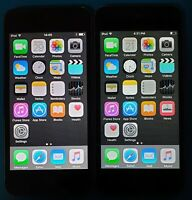 Apple iPod touch 5th Generation Silver/Black (32GB)