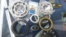 BMW E3 2800 - 3,3 LI E9 3,0 CS CSi E24 6er E12  5er Radlagersatz hinten NEU !