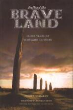 Scotland The Brave Land(Paperback Book)Stuart McHardy-Luath Press-UK-VG
