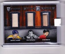 2015 LEAF ITG STICKWORK DIONNE PHIL ESPOSITO STAN MIKITA STICK RACK 3 /30 PB
