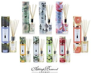 Ashleigh Burwood Scented Home Reed Diffusers Refill Fragrance 150ml Gift Box Set