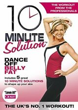 10 Minute Solution - Dance Off Belly Fat [DVD] [2009][Region 2]