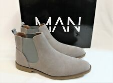 Men's Chelsea Boots - MAN - NEW IN BOX - Size 10 UK - Thames hospice