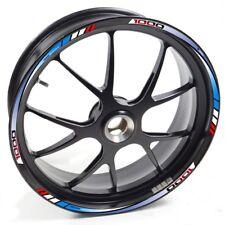 NLEN Sticker wheel Rim Suzuki SV 1000 S 1000S Red Blue strip tape vinyl adhesive