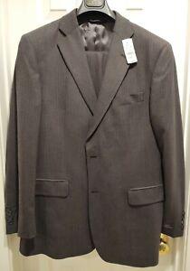 Brooks Brothers Men's 346 42 Regular Suit Jacket Pants 35 31