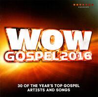 Various Artists • Wow: Gospel 2016 [2CD] 2016 •• NEW ••