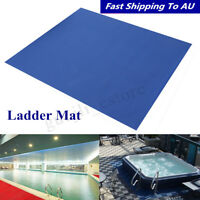Above Ground Swimming Pool Blue Ladder Mat Or Step Pad - (Various Sizes)