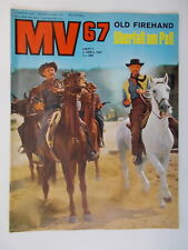 MV 67 - Comix Mickyvision - Heft 7. 1967. Ehapa, Comic / Z. 1-2