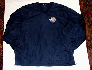 Federated Auto Parts 400 Car Racing Pullover Jacket Sport-Tek 2XL Light Lined