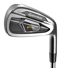 TAYLORMADE PSI 4-PW IRON SET (7 IRONS) MENS RIGHT HAND STEEL - REG FLEX - NEW