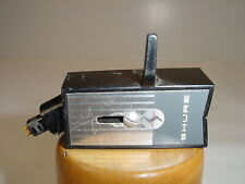 Vintage Shure M232 236 Record Player Turntable Tonearm Phono Cartridge Headshell