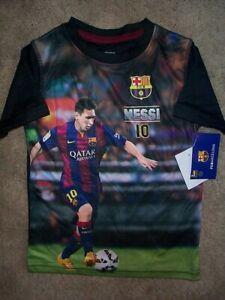 FC Barcelona LIONEL MESSI Soccer Futbol Club Jersey Shirt YOUTH KIDS BOYS (5)