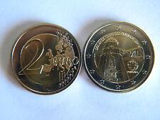 2013 PORTOGALLO 2 euro FDC TORRE di CLERIGOS
