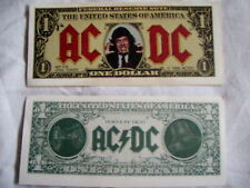 "Very Rare AC/DC  ""Angus Buck"" From the 1990 Tour not a copy"